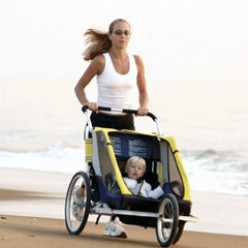 Easy Exercise Ideas for Moms with Young Children