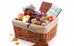 Gift basket from myheartbuzz.blogspot.com