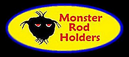 Monster Rod holders are built Monster strong, they are custom designed to handle the larger hard running fresh water fish.  Designed by a competitive catfish tournament angler for the competitive tournament catfish angler.