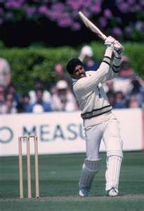 Kapil Dev was also dubbed the Haryana Hurricane.