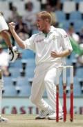Shaun Pollock: Fast bowler turned allrounder
