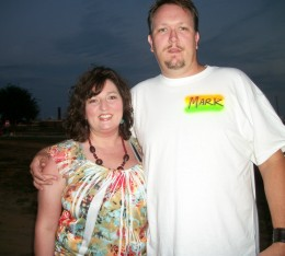 It never hurts to have a picture of a beautiful woman on your hubs. This is a recent picture of me and my wife Tracie at a benefit Rodeo for the Alabam Tornado Survivors
