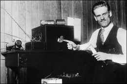 If not for the natural curiosity and ingenuity of Philo Farnsworth, we would not have the same kind of entertainment system that we have now.