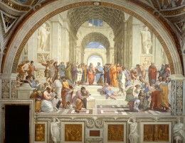 Raffaello - School of Athens