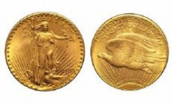 Gold coin collecting