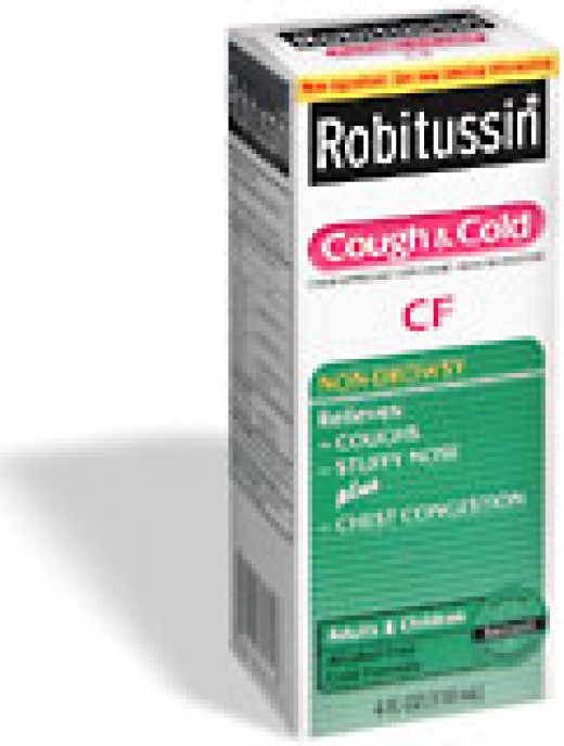 Users will sometimes drink an entire bottle of Robitussin to obtain the effects of overusing DXM