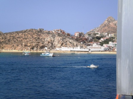 Cabo San Lucas is a beautiful place to visit.