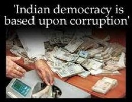 Whose Democracy is it? This, in some of the poor and democratic countries, remains  remains the main bone of contention