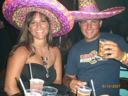 Fantastic Nightlife at the Hard Rock Hotel Cancun Mexico