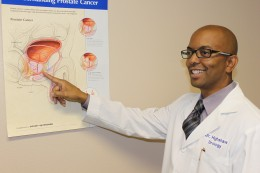 Photo of Ralph A. Highshaw M.D. compliments of Southern California Urology