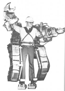 Human Robotic Exoskeletons and Military Suits