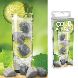 Reusable Ice Boulders