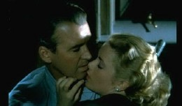 This was the only film that Jimmy Stewart and Grace Kelly made together.
