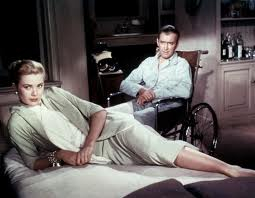 Rear Window was the second of three films that Grace Kelly made with Hitchcock.