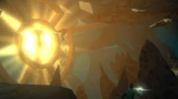 Green Lantern Yellow Battery Vault Fight