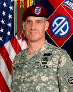 LT. GEN. DAVID M. RODRIQUEZ Commander of the International Security Assistance Force Joint Command (IJC) and Deputy Commander of United States Forces - Afghanistan (USFOR-A)