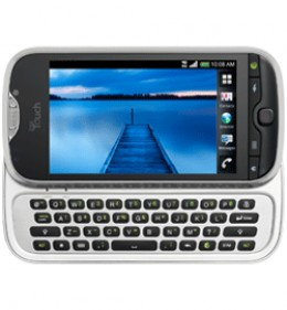 T-Mobile MyTouch 4G Slide, 4-row physical keyboard, dual 1.2 GHz screen