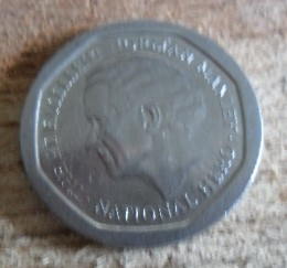 our five dollar coin