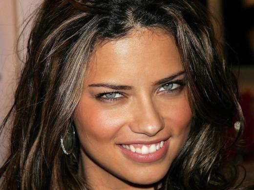 Adriana's smile