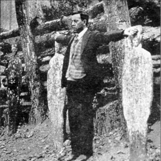 Father Miguel Agustn Pro, a Jesuit priest, was executed on Nov. 23, 1927, without due process, by direct and personal orders from Mexican dictator Plutarco Elas Calles