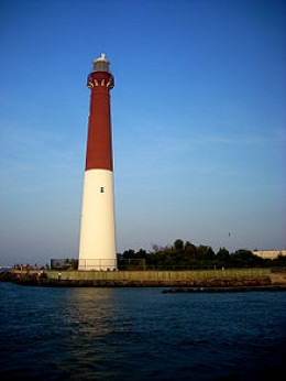 Barnaget Light House on Long Beach Island