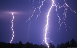 May this symbolically strike you like a bolt of lightening.  Beautiful but strong.