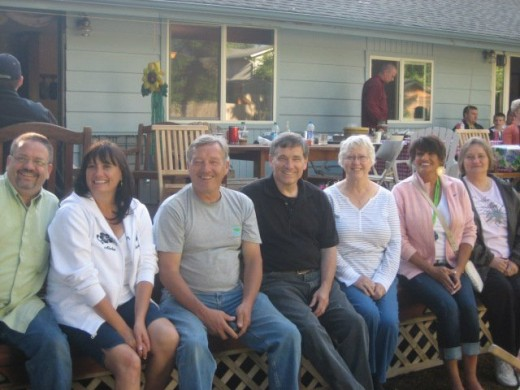 some of the members of my own family tree