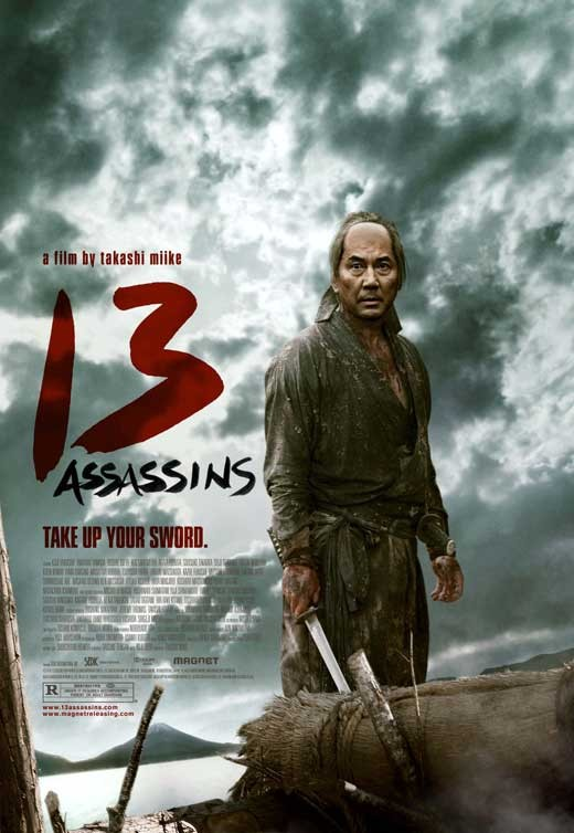 """Movie Poster for """"13 Assassins"""""""