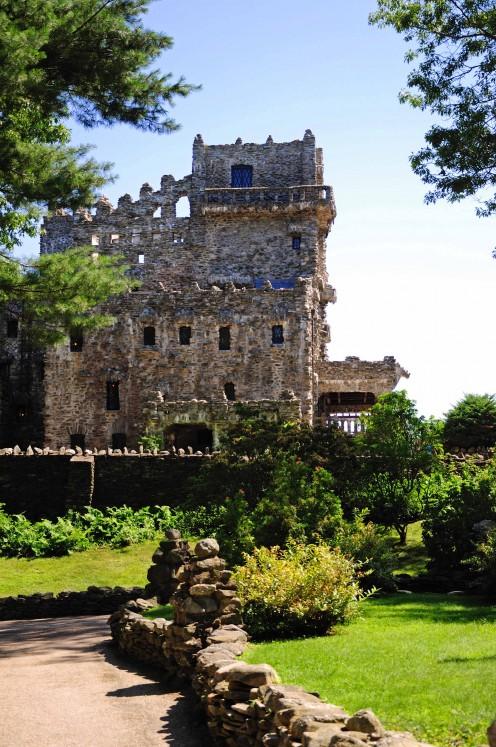 The Castle at Gillette Castle