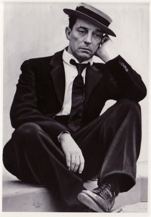 A Typical Day for Buster Keaton