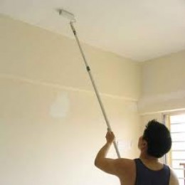 Painting Ceilings to Make Them Look Higher