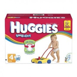 Huggies Diapers for the Ultimate Leak Protection