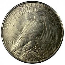 The eagle as a bird of peace.