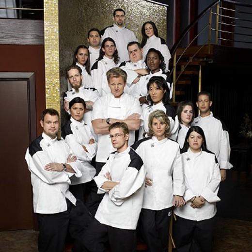 hells kitchen season 1 episode 7 infobarrel - Hells Kitchen Season 1