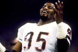 Richard Dent - Defensive End Chicago Bears - Super Bowl XX - Dent played in every game as a rookie in 1983 and even started in three.