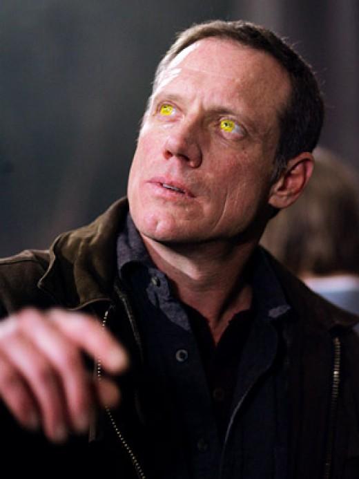 Fredric Lahne as Yellow Eyed Demon