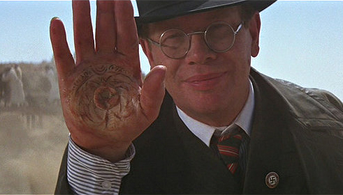 Arnold Toht, as played by Ronald Lacey
