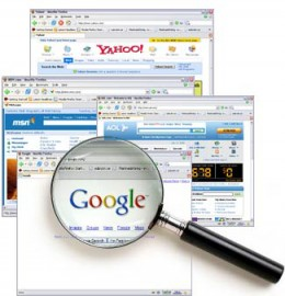 Google is likely to be the primary source of traffic for your hubs.
