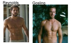 "Which ""Ryan"" is sexier to you?"
