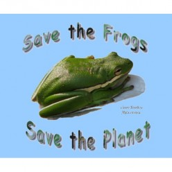 Pictures and Encounters with Louisiana Tree Frogs