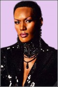 Grace Jones - World famous singer and personality
