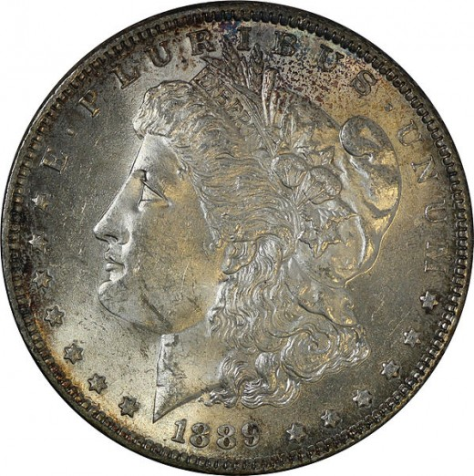 Morgan Silver Dollars are potentially a real winner in today's silver market!