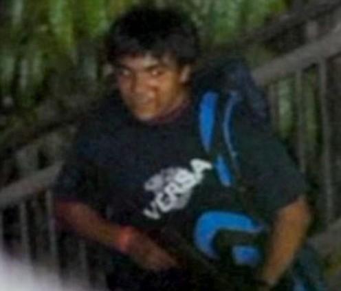 Ajmal Kasab the lone terrorist nabbed in Mumbai terror attack