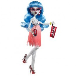 Monster High Dawn Of The Dance Ghoulia Yelps Doll