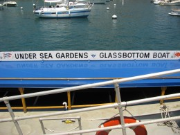 Glass Bottom Boat Tour Boat