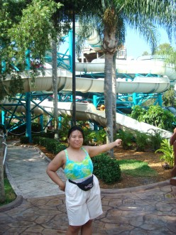Adventure Island Water Slides - Attractions of Tampa Bay's Busch Gardens Water Park