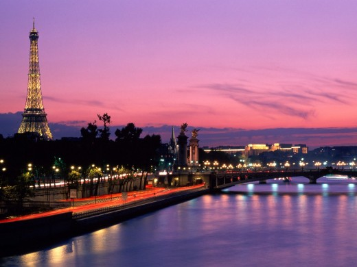Dusk Before Dawn, Paris, France