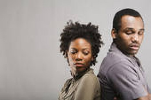 COMMUNICATION AMONG COUPLES OR THE LACK THEREOF, MAY BE 'THE' TROUBLE AREA THAT MEN HAVE TO DEAL WITH EVERYDAY.