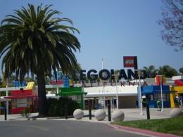 Legoland California.