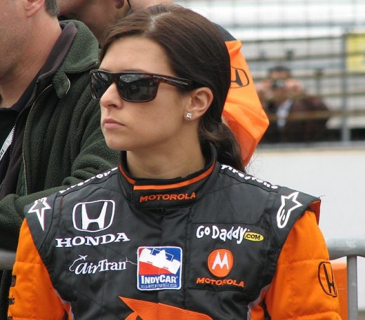 Danica Patrick: a woman on a mission